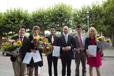 Start academisch jaar UM - Universiteit Maastricht