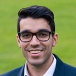een foto van een lid van de Raad van Toezicht van Taskforce QRS Nederland, Hesam Amin