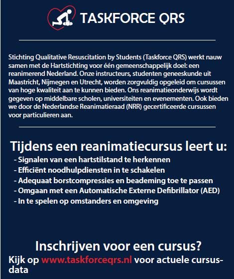 Flyer QRS Nijmegen