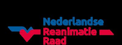 het logo van de Nederlandse Reanimatie Raad