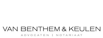het logo van juridisch kantoor VBK, Van Benthem & Keulen, advocaten en notariaat