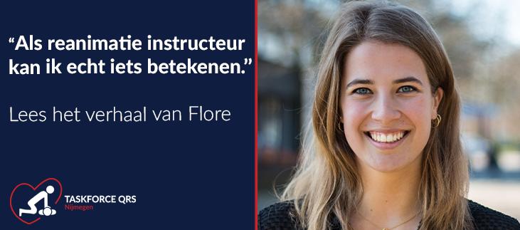 Interview met een instructeur: Flore
